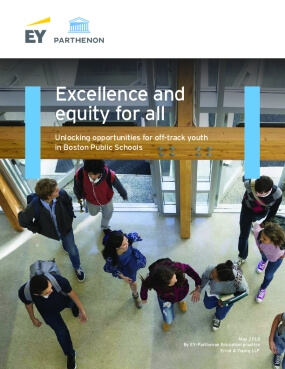 Excellence and Equity for All: Unlocking Opportunities for Off-Track Youth in Boston Public Schools