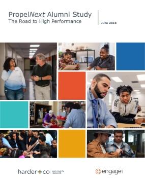 PropelNext Alumni Study: The Road to High Performance