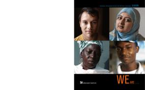 Open Society Institute - 2008 Annual Report