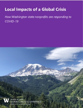 Local Impacts of a Global Crisis: How Washington state nonprofits are responding to COVID-19
